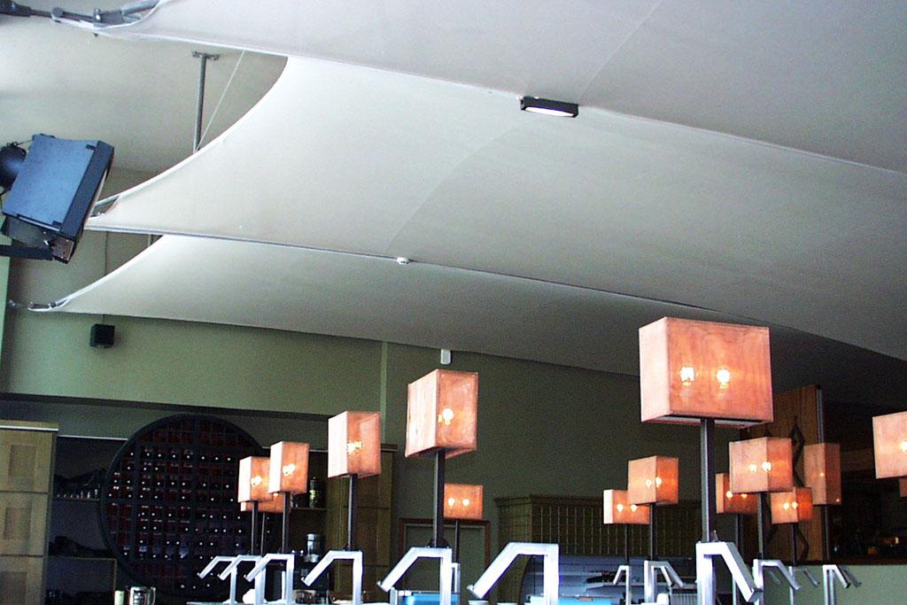 toile de verre plafond salle de bain maison design. Black Bedroom Furniture Sets. Home Design Ideas