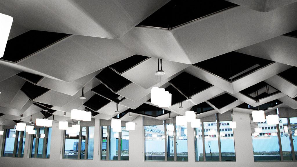 plafond alstom saint ouen faux plafond phonique toile tendue int rieur stratus. Black Bedroom Furniture Sets. Home Design Ideas